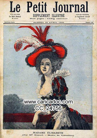 Elisabeth de France, Madame Elisabeth