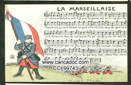 La Marseillaise Ru