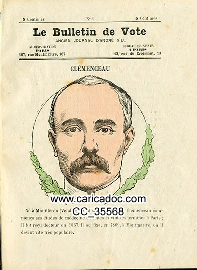 Clemenceau Georges Clemenceau