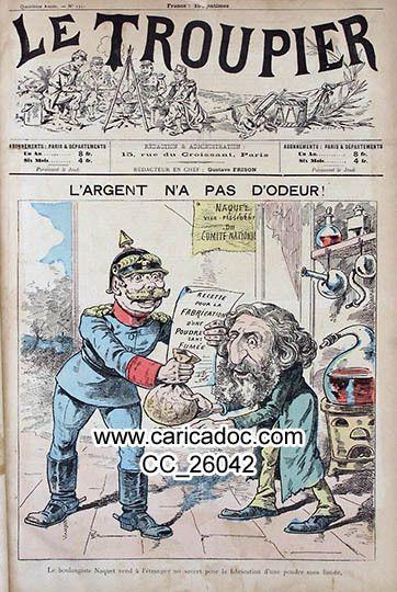 Naquet Alfred Naquet