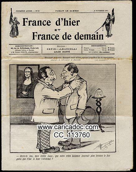 France d'hier et france de demain Copin-Albancelli
