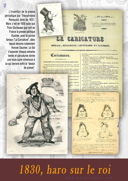 &quot&#x3B;La presse satirique, de Daumier à Charlie&quot&#x3B;, exposition à louer