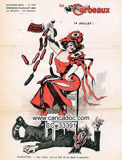 France, République, Marianne années 1900, 1901, 1902, 1903, 1904, 1905, 1906, 1907, 1908, 1909