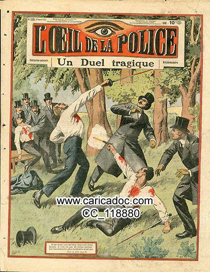 L'oeil de la police