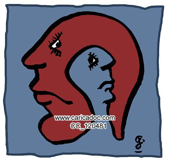 Moi, surmoi, inconscient, conscience