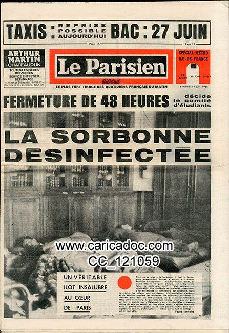 Mai 68 mai 1968 mouvement de mai