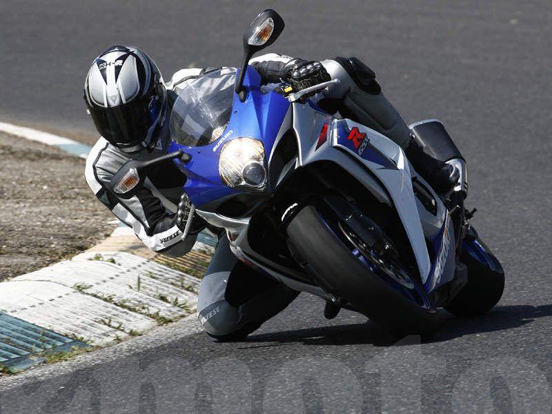 Piste gratuite pour les motards sur le Circuit Carole