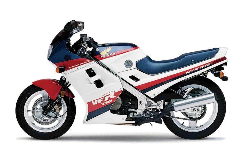 La Honda VFR a 30 ans