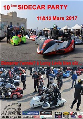 Lurcy side car Party 2017