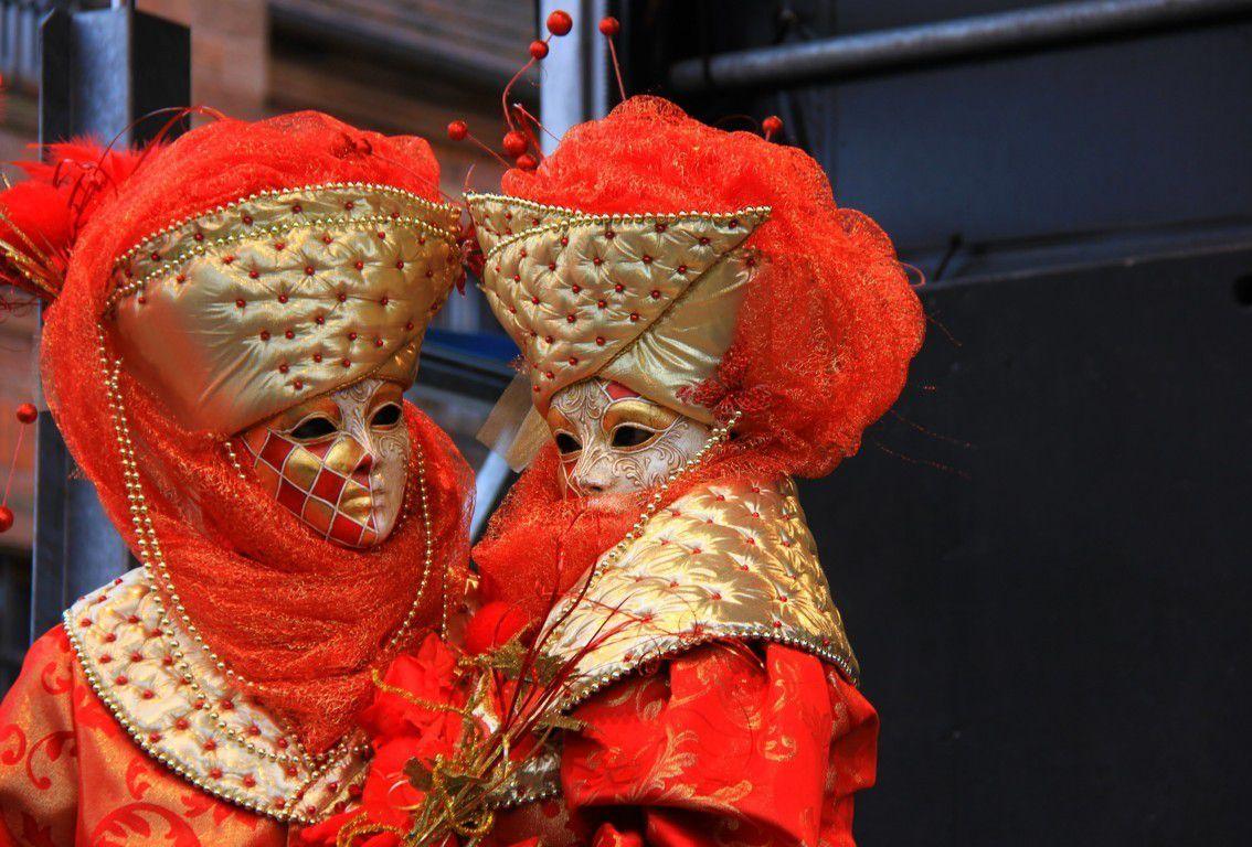 Au carnaval de Rosheim