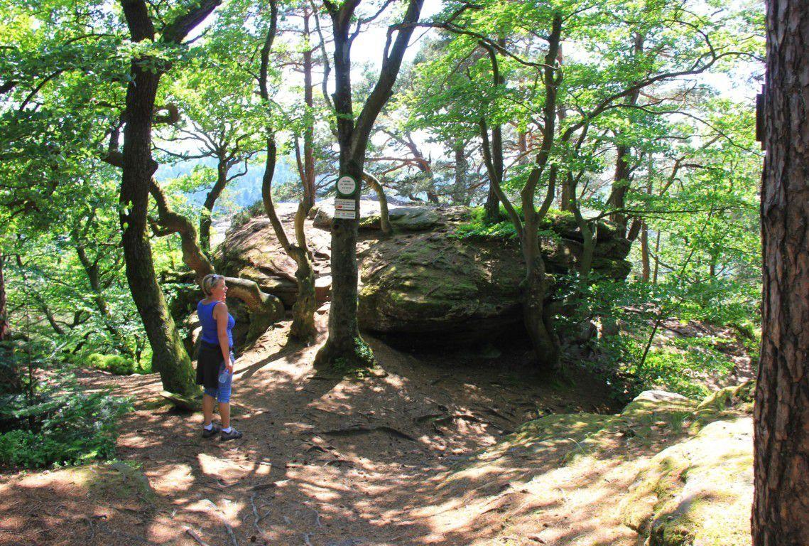 Le rocher du Brotsch.. un endroit merveilleux !