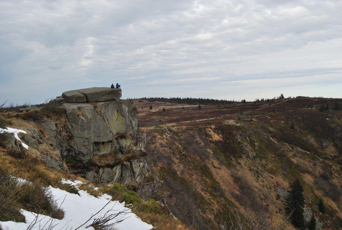 Taubenklangfelsen (alt. 1290m)