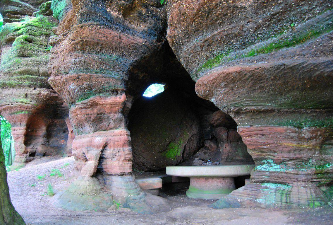 La grotte d'Amour