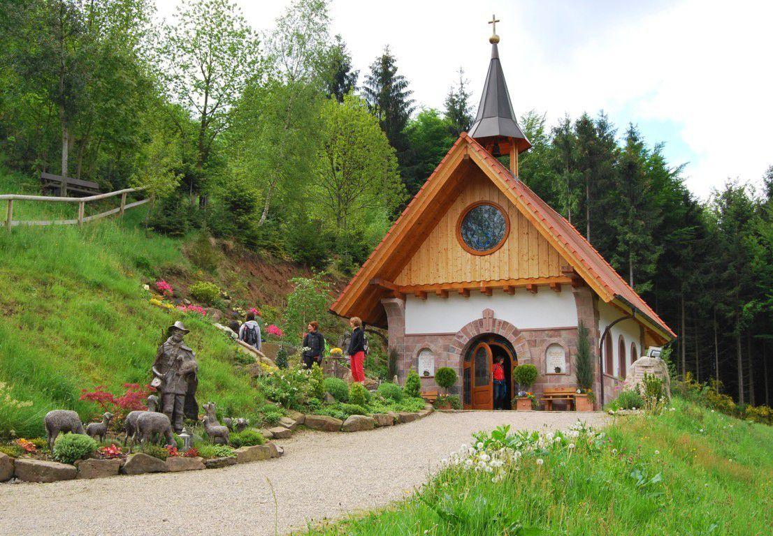 Une charmante chapelle récemment rénovée