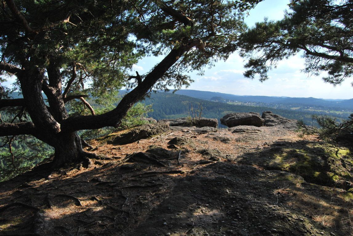 Le rocher de la Geisfels