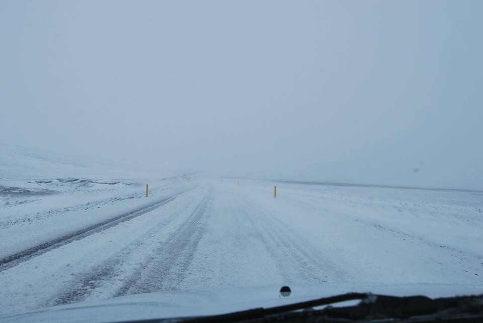 Routes d'Islande