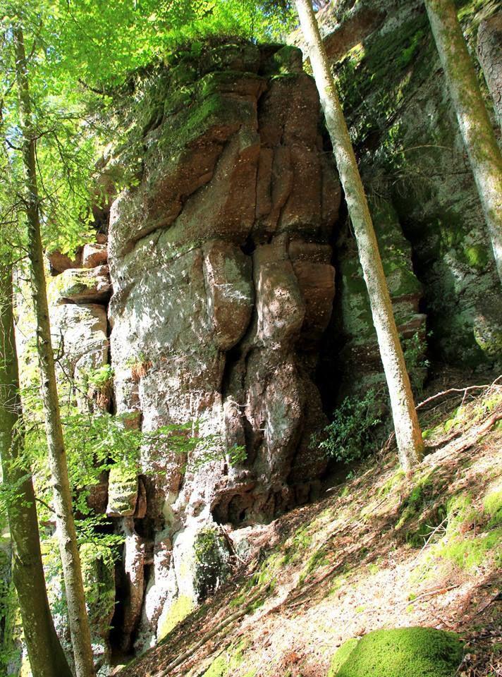 Les rochers du Géant