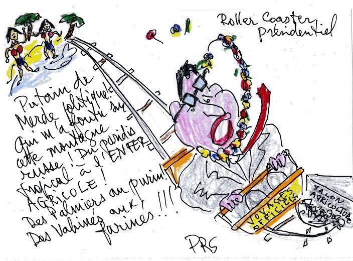 RollerCoaster pour Hollande
