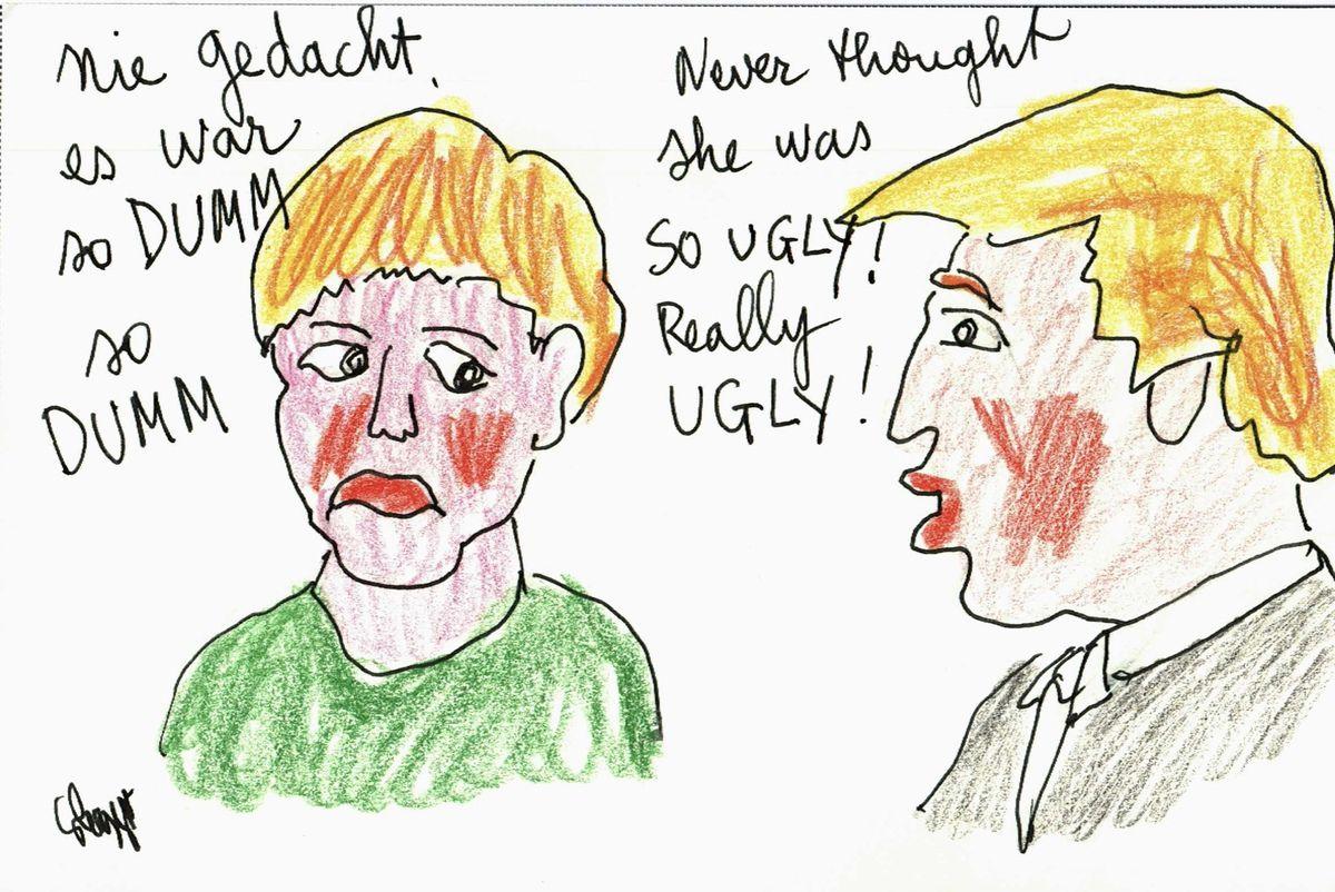 America according to Trump ( 7)