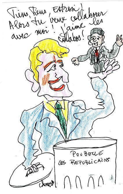 Macron le chiffonnier