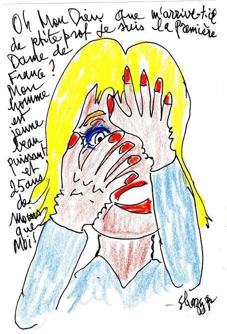 Le fabuleux destin de Brigitte Trogneux