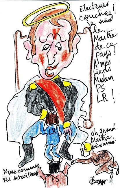 Non à Macron