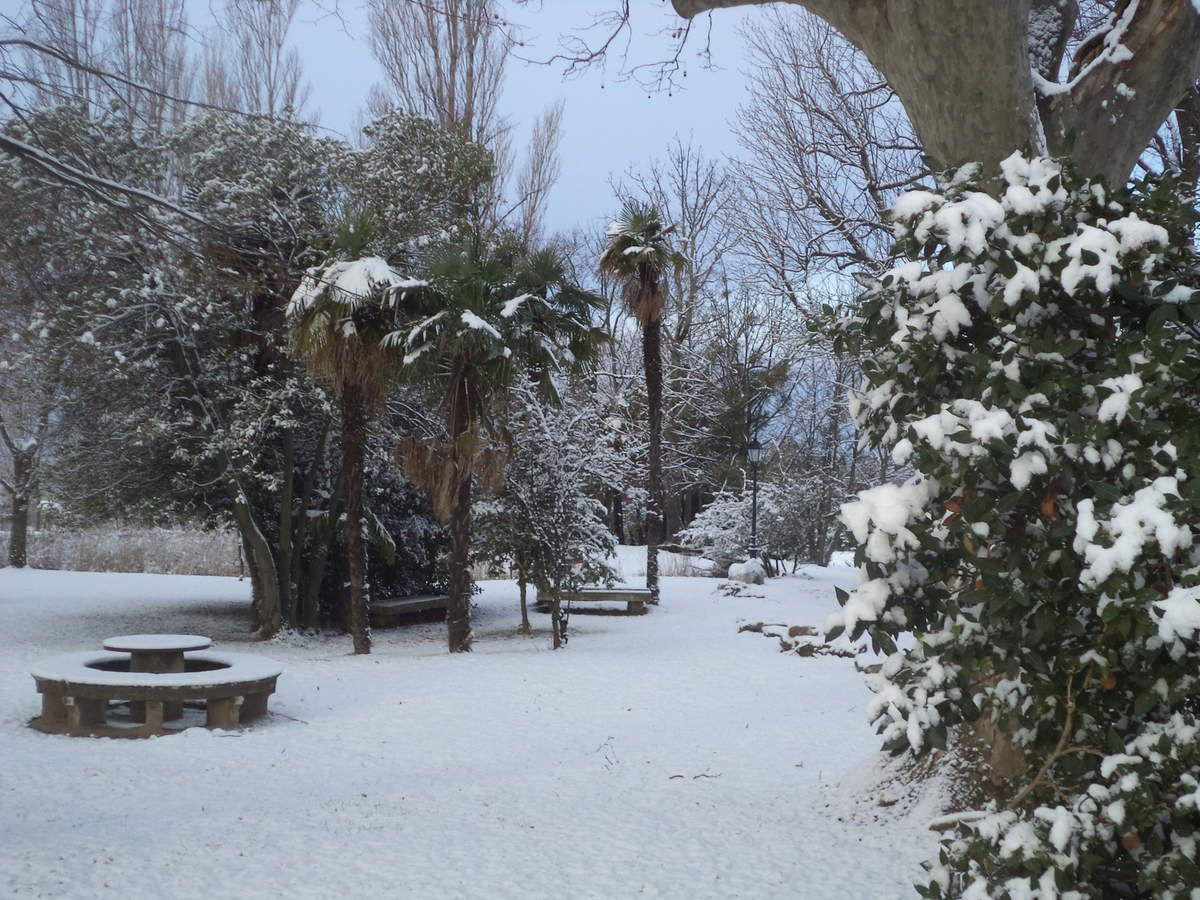 parc du château d'Urdy