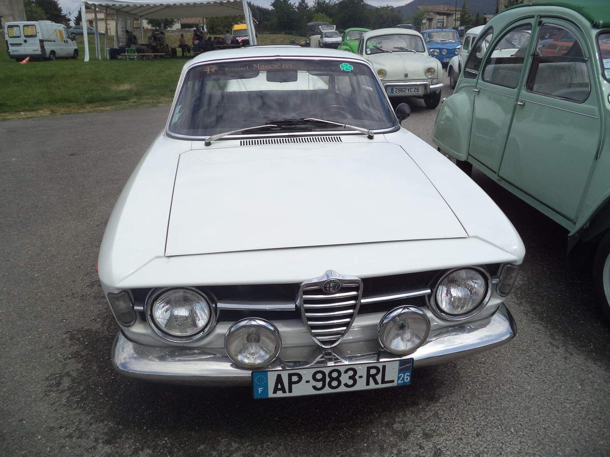 "Alfa romeo Giulietta ""1975"""