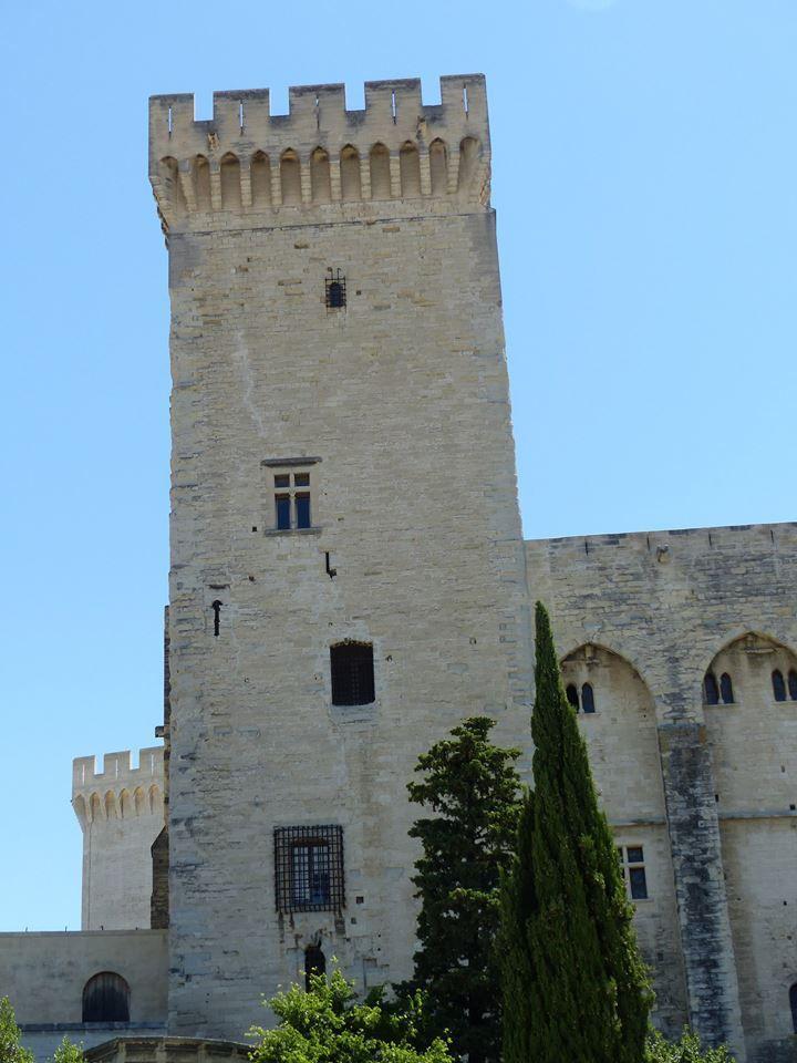tour du palais