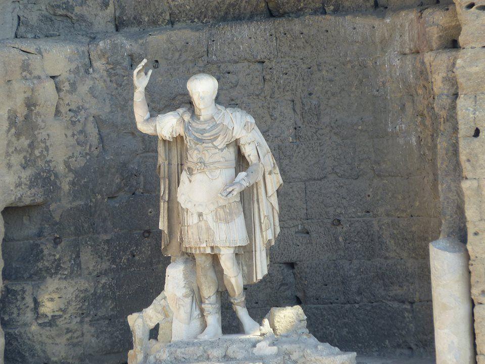 Auguste, empereur Romain de l'an I (après J-C)