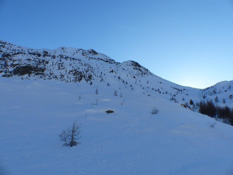 prairie du Passour sous 50cm de neige