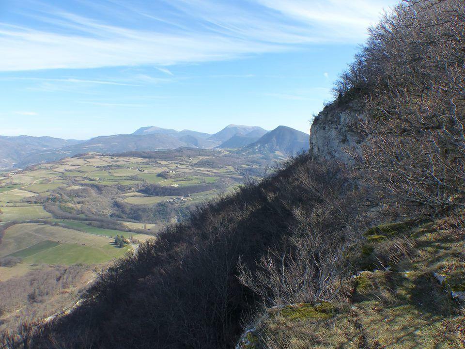 panorama sur la plaine Bourdeloise