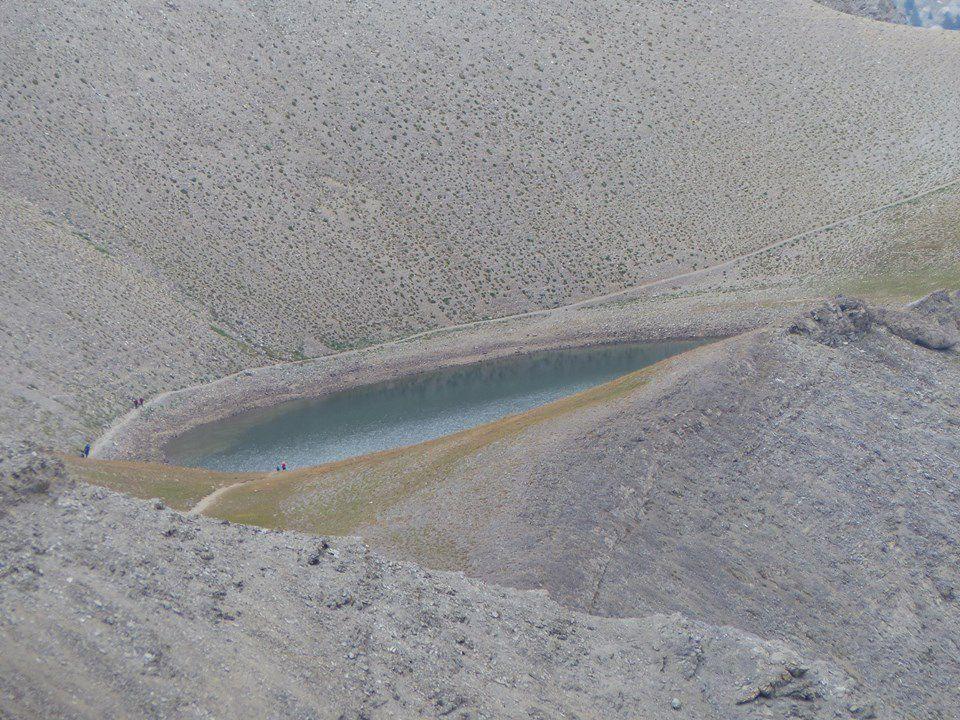 le lac de la petite Cayolle ?