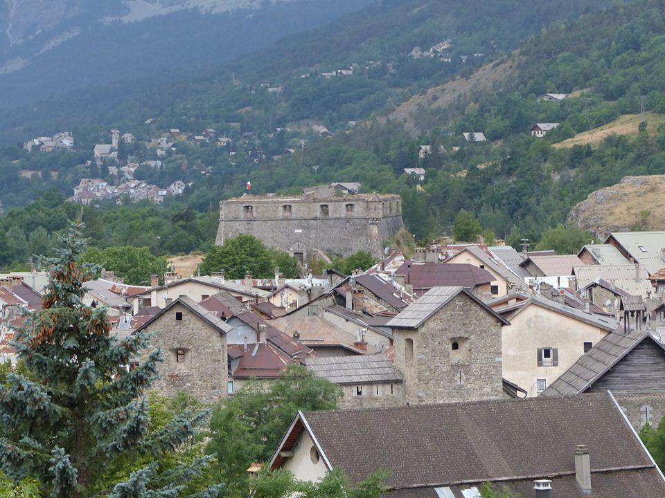 le village fortifié