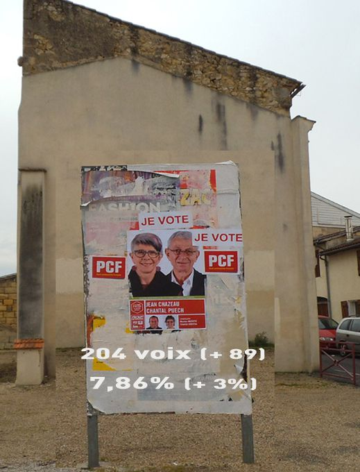 Campagne d'affiches