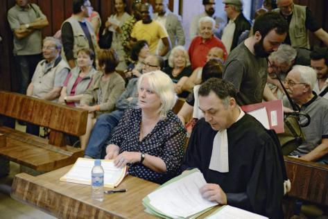 Une maire PCF sur le banc des accusés