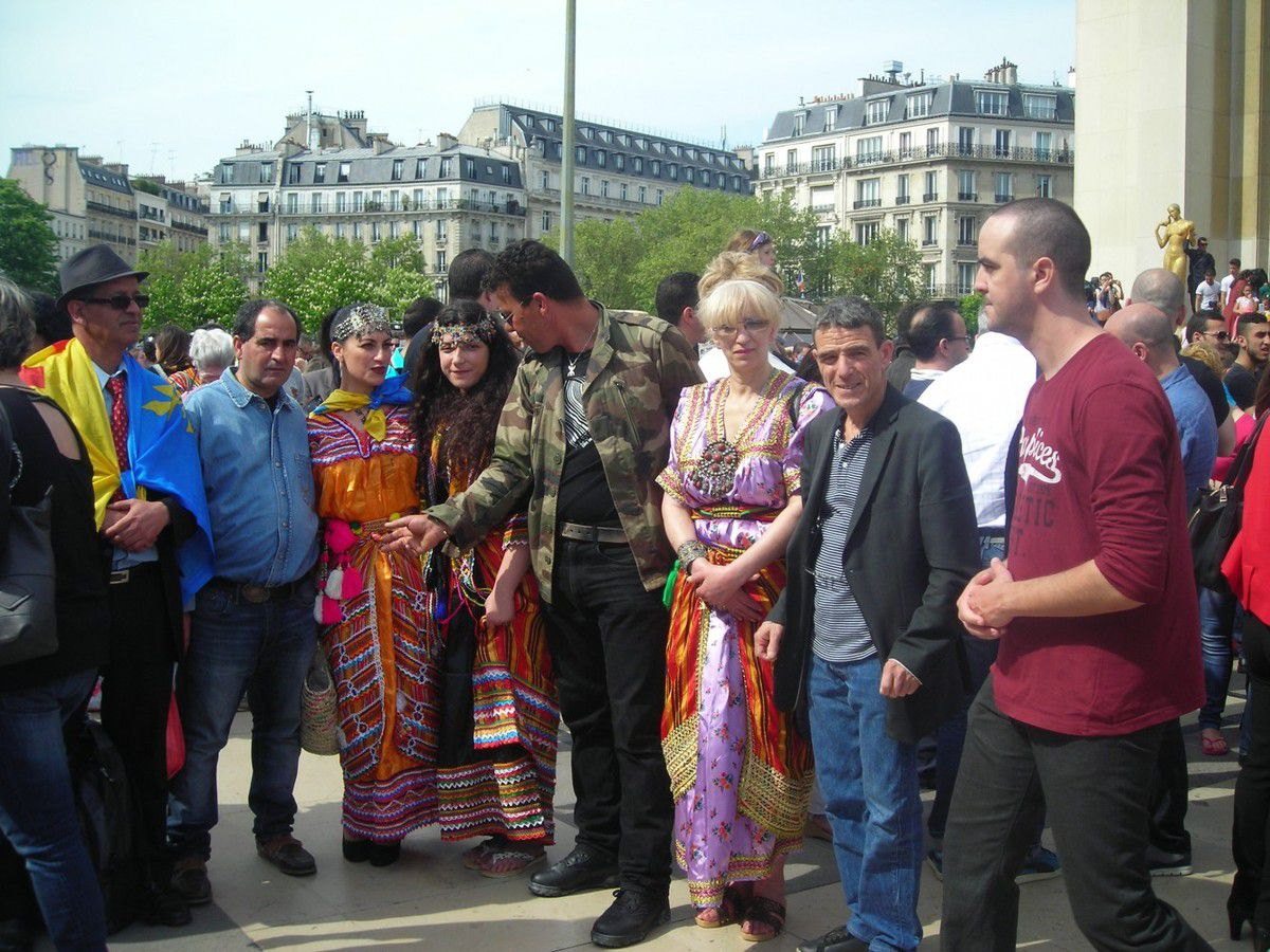 Rencontre homme kabyle france