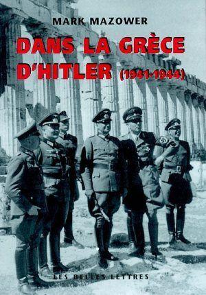 Grèce  allemande 1941 - 1944 : quand madame Merkel ne se souvient pas très bien...