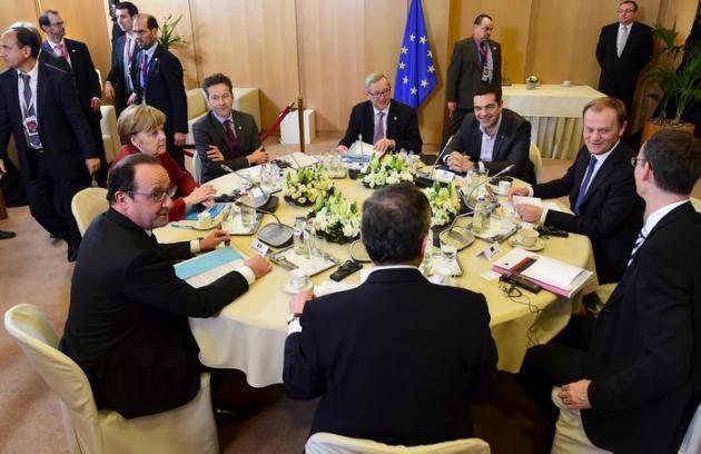 Alexis Tsipras va-t-il aller à Canossa ?