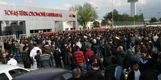 Automobile : vague de grève en Turquie