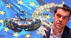Grèce. «L'étranglement financier a remplacé les canons impérialistes»