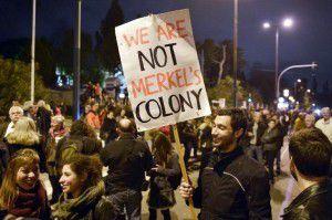 """Au sein de Syriza, la """"plateforme de gauche"""" conteste la capitulation face à l'Union européenne"""