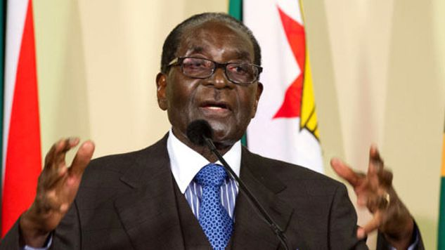 Sur ordre français, Ouattara a refusé que Mugabe, président de l'UA (!) entre en Côte d'Ivoire