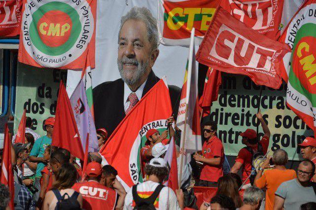 """Contre le """"coup d'Etat """"parlementaire organisé par l'oligarchie et l'impérialisme US"""