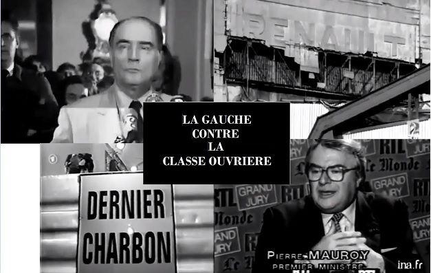 """1981-1995: La fausse """"GAUCHE"""" contre la classe ouvrière [Film documentaire]"""