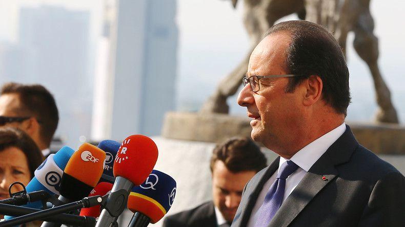 Hollande à Bratislava : mon ennemi, c'est le populisme… par Pierre LEVY