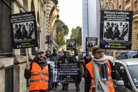 Renault-Nissan, Airbus, Natixis... : les troublantes pratiques antisyndicales des entreprises françaises aux États-Unis !