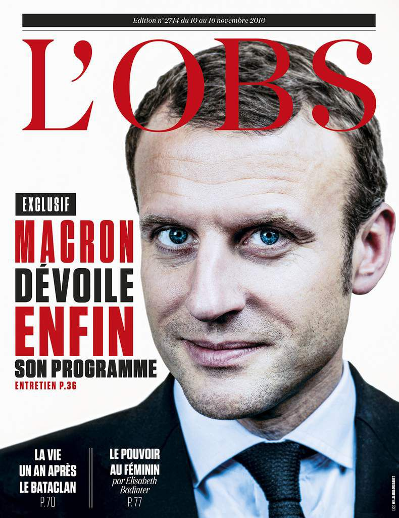 avec emmanuel macron ex de la banque rothschild plus besoin de lois ni de code du travail ni. Black Bedroom Furniture Sets. Home Design Ideas