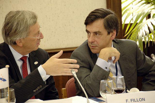 Un des pères de l'ultralibéralisme fanatiquement  assumé, un proche du collabo Georges Albertini, donne son opinion sur le programme de François Fillon