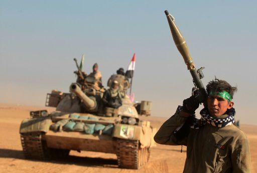&quot&#x3B;Irak: les forces armées essuient de lourdes pertes à Mossoul&quot&#x3B; ...Et à Alep ? par Jean LEVY